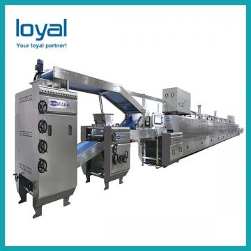 Fully Automatic Wafer Biscuit Production Line High Accuracy For Industrial Use