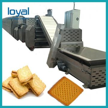 Automatic Stainless Steel Soft and Hard Biscuit Production Line
