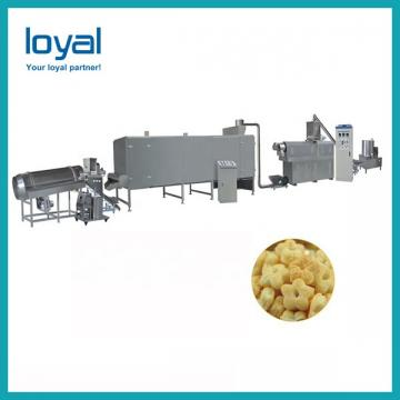 Corn Puffed Expanded Snacks Food Making Machine industrial machines manufacturer