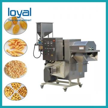 Airflow pop gun maize snack machine / puffed rice machine/puffed corn machine