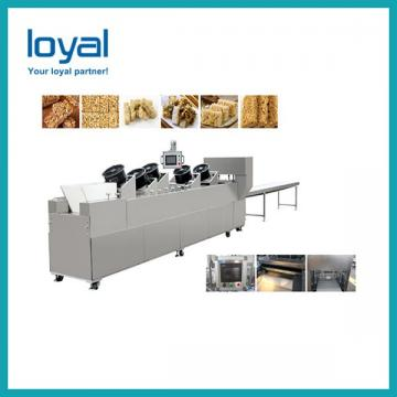 Mini Small Automatic Food Pop Rice Puffed Corn Stick Processing Puffs Flakes Snacks Making Extruder Machine
