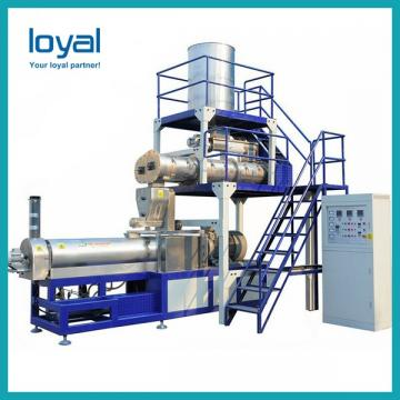 Fruit loops Crispy sweet honey corn flakes grain cereal snack food production process line machine plant China machinery supply
