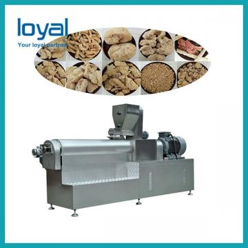 Low consumption corn flakes machine flake processing line