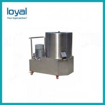 Extruded food fried wheat Corn Chips Bugle Snacks pellet making machine