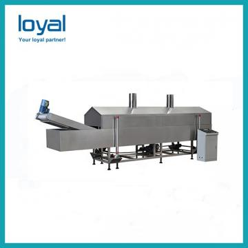 Automatic frying sala extruded bugle chips machine