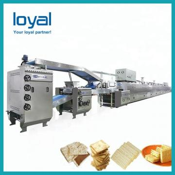 New Condition Small Scale Nougat Biscuit Sandwiching Machine