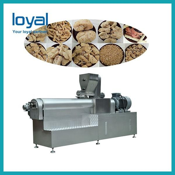 Automatic Extrusion Breakfast Cereal Corn Flakes Processing Line corn flakes production line #3 image