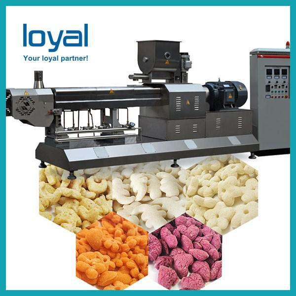 Continuous , automatic Corn Flakes Processing Line , bulking machine #3 image